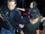 Tim Jatanras Polres Metro Jakarta Barat  berhasil menangkap empat buronan kasus pencurian dengan kekerasan yang terjadi di Jalan Arjuna, Kemanggisan, Palmerah, Jakarta Barat - foto: Bob/Koranjuri.com