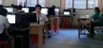 366 Siswa SMP Negeri 7 Denpasar Ikuti UNBK dengan 120 Komputer