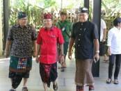 Gubernur Bali Wayan Koster saat menghadiri Rapat Koordinasi Wilayah Tim Pengendali Inflasi Daerah (TPID) Bali Nusra di The Anvaya Beach Resort Bali, Badung, Kamis (9/5/2019) - foto: Istimewa