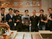 Jacob Manurung meraih gelar bergengsi 'Best Bartender of The Year' di ajang 'Indonesia World Class Competition 2019' - foto: Istimewa