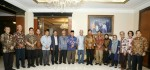 Bertemu Mahfud MD, Panglima TNI Pastikan Keamanan Nasional Kondusif Jelang 22 Mei