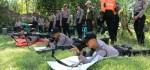 Pengamanan Lebaran, 50 Personel Polres Kebumen Latih Kemampuan Tembak