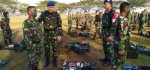 Latihan Ketrampilan Keprajuritan Siswa Setukpa Angkatan Ke 22 Dibuka DanLanud Adi Soemarmo