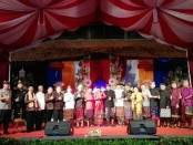 Peringatan 118 tahun kelahiran Bung Karno yang dirangkai dengan kegiatan Halalbihalal Pemprov Bali yang mengundang seluruh elemen lintas agama di Bali, Kamis, 6 Juni 2019 - foto: Koranjuri.com
