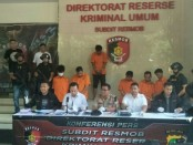 Polda Metro Jaya menggelar ekpose kasus kriminal, Rabu, 19 Juni 2019 - foto: Bob/Koranjuri.com