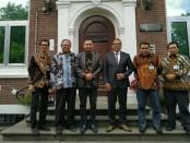 Delegasi Purworejo, dipimpin Bupati Purworejo Agus Bastian dalam kunjungan kerjanya ke Swedia dan Belanda - foto: Sujono/Koranjuri.com