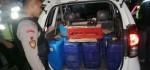 Di Kebumen, Ratusan Liter Ciu Bekonang Diamankan dari Mobil Toyota Avanza