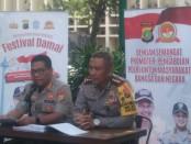 Direktorat Lalu Lintas Polda Metro Jaya akan menggelar Festival Damai sekaligus puncak acara Millenial Road Safety Festival (MRSF). Acara ini dilaksanakan di kawasan Monas, Jakarta, Minggu (23/6/2019) pagi - foto: Bob/Koranjuri.com