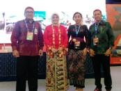 BBTF Ke-6: Perjalanan & Pariwisata mendukung 10,3% dari semua lapangan kerja di Indonesia, atau 13 juta pekerjaan. Kontribusi Pendapatan Domestik Bruto (PDB) diproyeksikan akan tumbuh sebesar 5,2% pada tahun 2019 - foto: Koranjuri.com