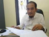 Ya'foor Sulaiman, selaku PPK 2.5 (Pejabat Pembuat Komitmen yang membawahi wilayah Wangon, Buntu, Kebumen, Purworejo, Karangnongko) dari Kementerian Pekerjaan Umum dan Perumahan Rakyat - foto: Sujono/Koranjuri.com