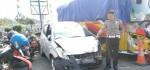 Kecelakaan Beruntun, Mobil Tabrak Dua Bentor dan Tiga Motor