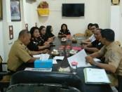 Audiensi Gerakan Anti Narkoba Nasional (GANNAS) Bali Ke dinas Pemuda dan Olahraga Provinsi Bali - foto: Istimewa