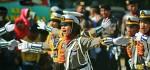 Atraksi Polisi Cilik Meriahkan HUT Bhayangkara ke 73 di Purworejo