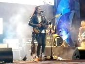 Penampilan grup band Rivaba di hari pertama Bali Blues Festival ke-5 tahun 2019 yang digelar di Peninsula, Nusa Dua, Sabtu, 13 Juli 2019 - foto: Koranjuri.com