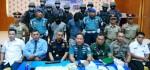 Penyelundupan 1 Kg Sabu-sabu dan 10 Ribu Butir Ekstasi dari Malaysia Digagalkan Lanal Dumai