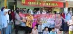 Peringati HUT Polwan, Polres Kebumen Datangi Panti Asuhan
