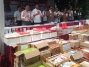 Subdit I Indag Dit Reskrimsus Polda Metro Jaya berhasil mengungkap dan menangkap pelaku Penyelundupan Perdagangan handphone - foto: Bob/Koranjuri.com