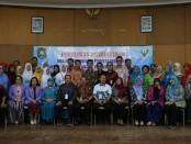 Pembentukan KOPI TB Pemkab Purworejo di Auditorium RSUD Dr. Tjitrowardojo Purworejo, Jum'at (30/8) - foto: Sujono/Koranjuri.com