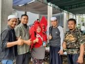 Pengurus Yayasan Al-Munawaroh Dalung - foto: Istimewa
