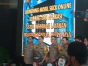 Direktorat Intelkam Polda Metro Jaya membuat terobosan pelayanan dengan meluncurkan Mobil Unit Pelayanan SKCK, Rabu, 21 Agustus 2019 - foto: Bob/Koranjuri.com