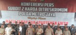 Polda Metro Jaya Amankan Tiga Tersangka Penipuan Aparteman Fiktif