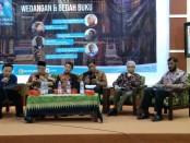 Keterangan foto: Bedah Buku Boeah Fikiran Kijai H.A Dahlan di gedung PDM Muhammadiyah, keprabon , Solo /foto: koranjuri