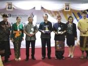 Seminar Nasional BI, Komisi XI DPR RI dan kampus ITB STIKOM Bali, Rabu, 14 Agustus 2019 - foto: Koranjuri.com