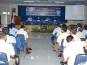 Keterangan foto: Peserta seminar di Lanud SMO/ foto : Istimewa