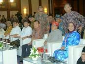 World Parliamentary Forum on Sustainable Development (WPFSD)  dihadiri oleh Wapres Jusuf Kalla bersama Gubernur Bali Wayan Koster selaku tuan rumah pelaksanaan forum tahunan itu - foto: Fotografer DPR RI