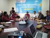 Desiminasi hasil pemantauan PPDB 2019 oleh Ombudsman RI Perwakilan Bali bersama kepala dinas pendidikan Provinsi Bali dan Kabupaten/Kota se-Bali, Jumat, 6 September 2019 - foto: Koranjuri.com