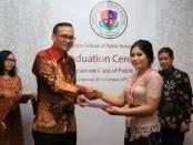 General Manager LSPR Bali Yackie, SE (kiri) - foto: Istimewa