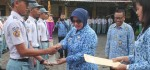 Wabup Purworejo Serahkan Trophy Juara LKS di SMK TKM