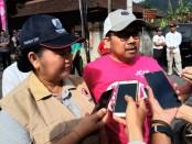 Bupati Karangasem Bali I Gusti Ayu Mas Sumatri bersama Kepala Perwakilan Bank Indonesia Provinsi Bali Trisno Nugroho - foto: Istimewa