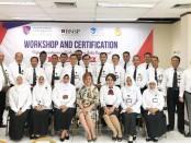 120 Petinggi Pengadilan Indonesia terdiri dari Ketua Hakim maupun Ketua Pengadilan MA, mengikuti Workshop dan Uji Kompetensi Humas (UKH) - foto: Istimewa