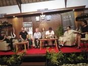 Prescon gelaran Balinale Festival Ke-13, Selasa (24/9/2019). Balinale Festival merupakan salah satu ajang festival film tertua di Indonesia - foto: Koranjuri.com