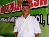 Hartono, pemenang Pilkades Antar waktu Desa Ketangi, Purwodadi, Purworejo - foto: Sujono/Koranjuri.com