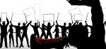 Massa APP HAM Surabaya Minta Veronica Koman Dideportasi dari Australia