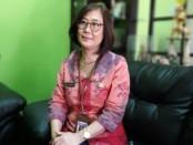 Kepala Badan Kepegawaian Daerah Kabupaten Purworejo, Drg Nancy Megawati Hadususilo, MM - foto: Sujono/Koranjuri.com