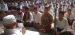 Ribuan Pelajar SMK di Purworejo Gelar Sholat Minta Hujan