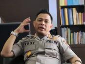 Kapolres Kebumen AKBP Rudy Cahya Kurniawan - foto: Sujono/Koranjuri.com