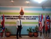 Mahasiswa STIE AUB saat program pertukaran mahasiswa - foto: Istimewa
