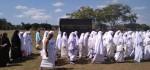 Ratusan Siswa SMK Kesehatan Purworejo Ikuti Manasik Haji