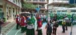 Al Azhar Solo Baru Gelar Simulasi Tanggap Bencana Gempa