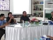 Coffee Morning di ITB STIKOM Bali yang dihadiri sejumlah wartawan dan praktisi pendidikan, Sabtu, 16 November 2019 - foto: Koranjuri.com