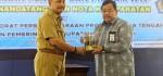 Bupati Purworejo Terima Penghargaan WTP dari Menkeu