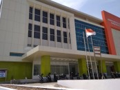 Rumah Sakit Tipe C di Kabupaten Purworejo, yang berlokasi di jalan Sukarno - Hatta, Boro Kulon, Banyuurip - foto: Sujono/Koranjuri.com