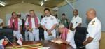 TNI AL Buka Kerjasama Pendidikan Militer dengan Timor Leste