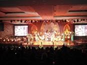 Ruang pertunjukkan yang ada di Balai Budaya Alaya Dharmanegara di Lumintang, Denpasar - foto: Koranjuri.com
