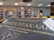 Perpustakaan Bank Indonesia Provinsi Bali - foto: Koranjuri.com