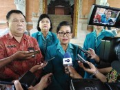 Ketua Tim Penggerak PKK Provinsi Bali Putri Suastini Koster - foto: Koranjuri.com